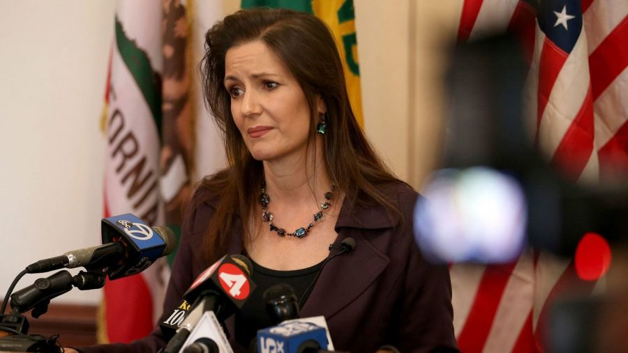 La Alcaldesa de Oakland, Libby Shaaf, responde a los comentarios insultantes de Jeff Sessions