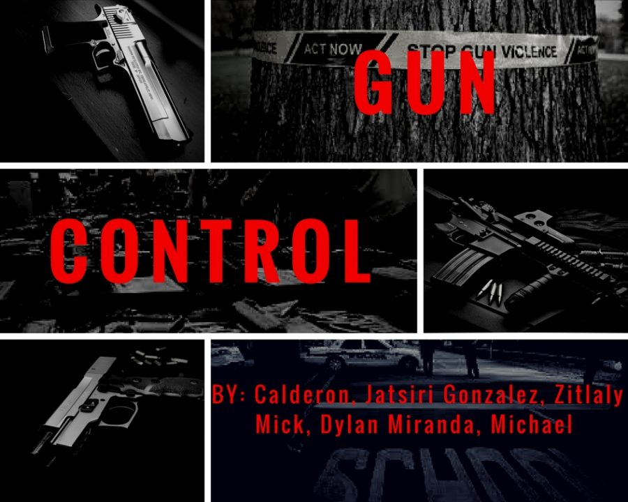 Gun+control+is+a+rising+issue+in+our+society.%0A%28Zitlaly+Gonzalez+%2F+for+Lincoln+Lion+Tales%29