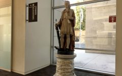 La estátua de Colón