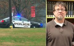 Profesor de Georgia arrestado por disparar arma en la escuela