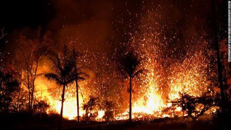 Erupción del volcán de Hawaii trae nuevas órdenes de evacuación