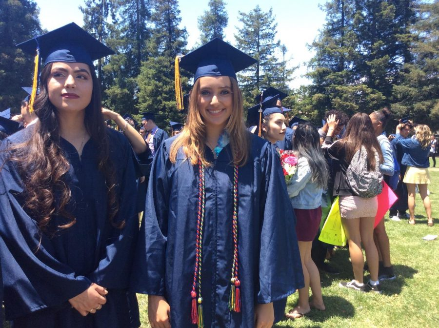 Hazel+Stange.+Lincoln+High+School+graduation+ceremony+occurred+on+June+6th%2C+2018+in+San+Jose%2C+CA+at+the+Rose+Garden.