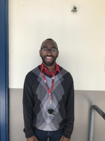 New Teacher: Mr. Jamil