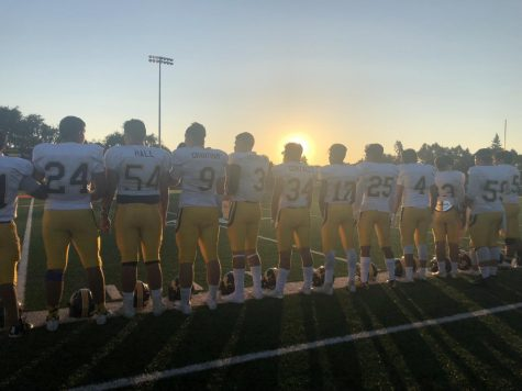 FOOTBALL RECAP: Lions dominate Rams in District Rivalry