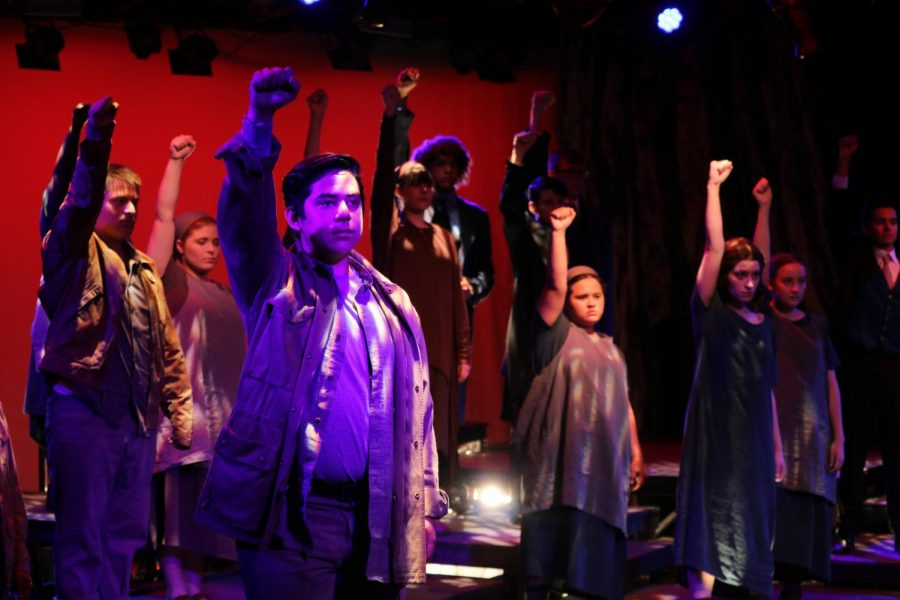 """""""The Crucible"""": Lincoln's New Play With Old Themes"""