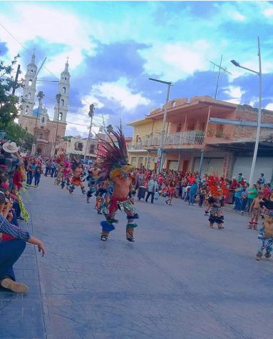 Tizapan October Festivities
