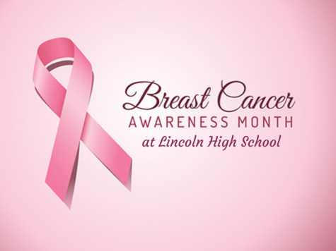 Throw a Pie at Your Teacher: Breast Cancer Awareness Month at Lincoln