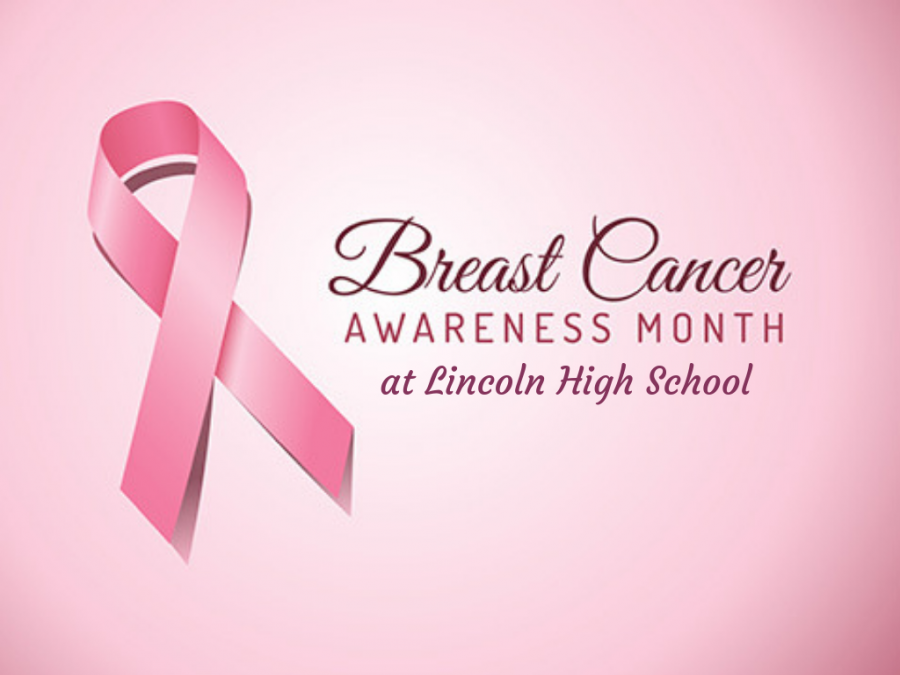 Breast Cancer Awareness Week at Lincoln High School at October 22, 2018 to October 26, 2018 (Jennifer Schwarz/Lion Tales)