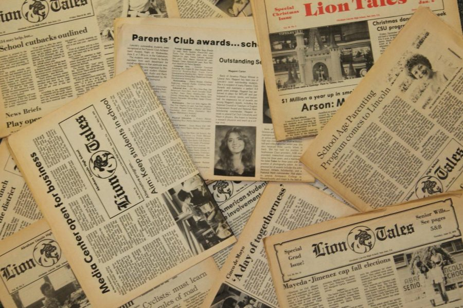 Archives+from+the+1980%27s.+Margaret+Carter+Ma+in+the+center+%28Lincoln+Lion+Tales%2F+Sharilyn+Munoz%29.