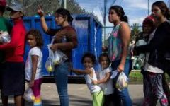 La caravana de inmigrantes