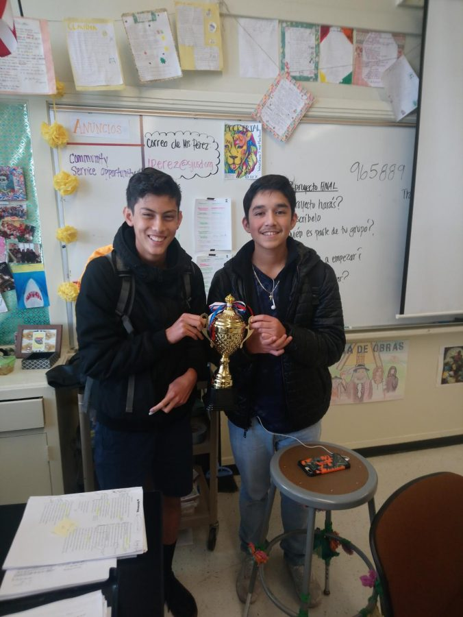 Lincoln Lunch Soccer Tournament Recap