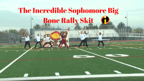 Big Bone 2018 Sophomore Skit