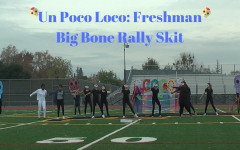 Big Bone 2018 Freshmen Skit