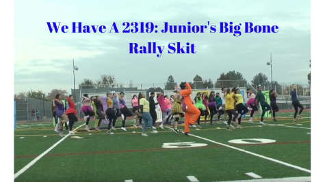Big Bone 2018 Junior Skit