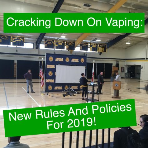 Cracking Down On Vaping: New Rules And Policies For 2019!