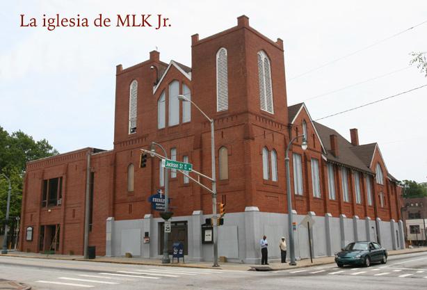 La iglesia y casa de Martin Luther King Jr estarán cerradas para el día de MLK