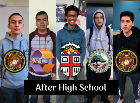 5 Seniors Discuss Their Plans After High School