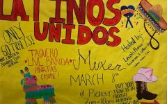 First Ever Latinos Unidos Dance