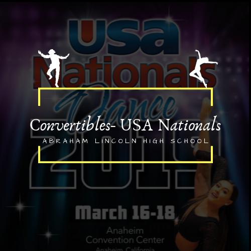 Los Convertibles de Lincoln en la competencia nacional de EEUU