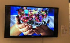 El trabajo de estudiantes de fotografía digital exhibido en el Colegio de De Anza