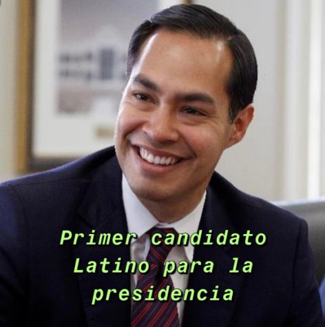 Julian Castro, primer candidato latino para presidente