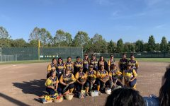 Girls Softball Senior Night