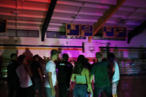 A Sizzling Back To School Dance!