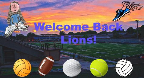 Welcome Back Lions!