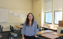 Lincoln High School Welcomes New English Teacher Ms. Arora