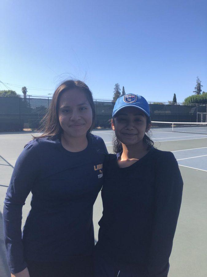 LHS Girls Tennis