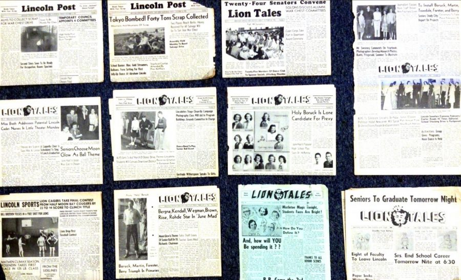 All+11+piece+of+newspaper+that+we+received.+%28Edgar+Uribe%2F+Lincoln+Lion+Tales%29+