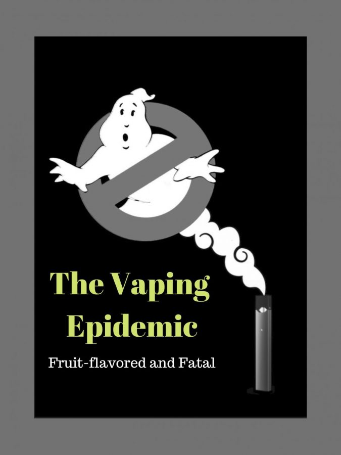 The+Vaping+Epidemic%3A+Fruit-Flavored+and+Fatal