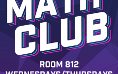 Math Club! The Only Club That Counts