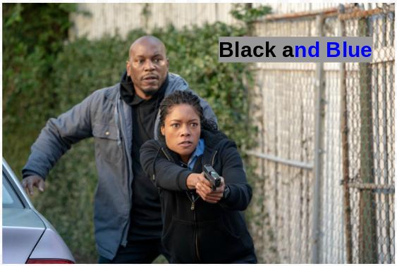 Milo Mouse Jackson (Tyrese Gibson) and Alicia West (Naomie Harris)