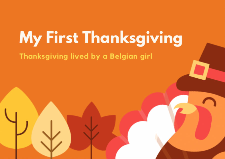 My First Thanksgiving- Thanksgiving lived by a Belgian girl  (Tabatha Menten/Lincoln Lion Tales)