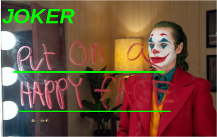 "Arthur Fleck  ""Joker"" (Joaquin Phoenix)"