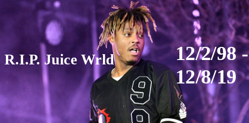 Rapper Juice Wrld (Gio Quezadas and Tania Cortes/ Lion Tales)