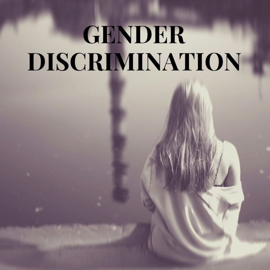 Gender discrimination is a problem often seen, but not discussed.