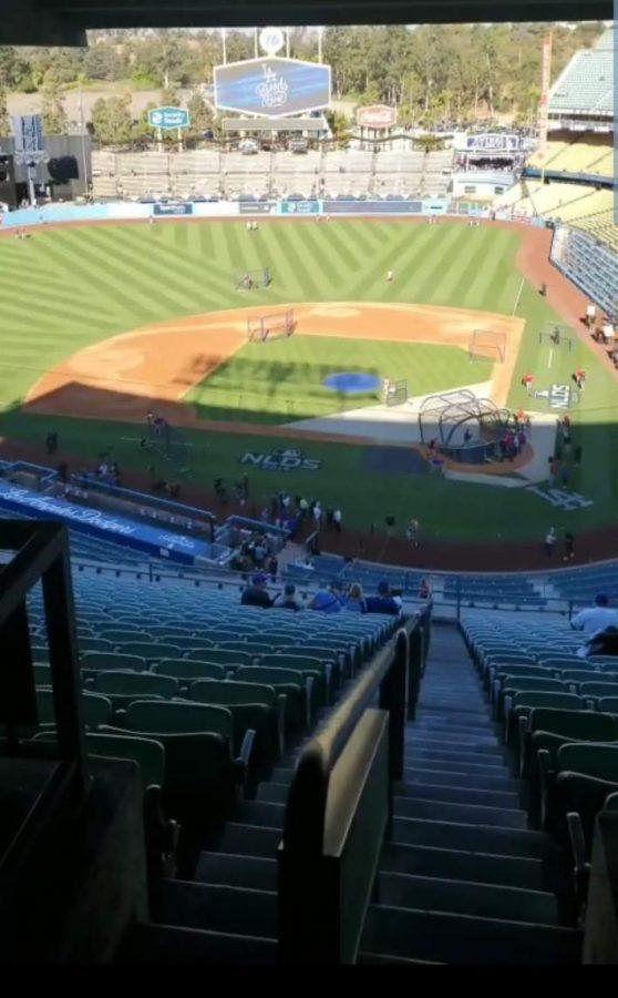 Dodger Stadium [Gio Quezadas/ Lion Tales]