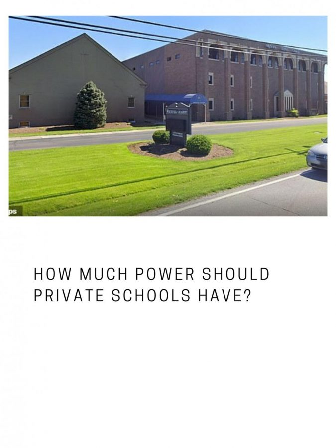 Should private schools have this much power?