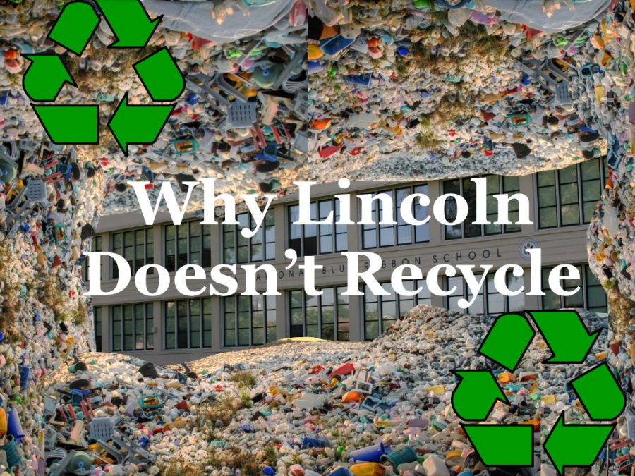 OP/ED: Why Doesn't Lincoln Recycle?