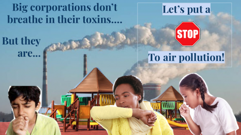 OP/ED: Minorities Breathing In Toxins From The Rich
